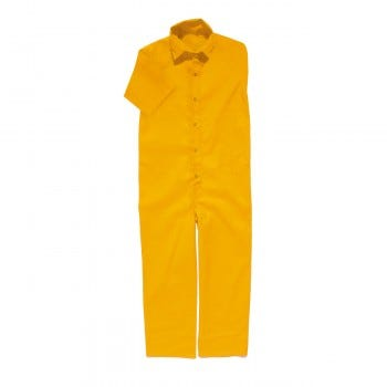 Coveralls, Short Sleeve, Button (2746)