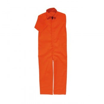 Coveralls, Short Sleeve, Hook & Loop (2749)