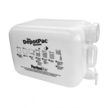 DepotPac System 5 Gallon Dispenser (50640)