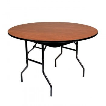 Folding Table - Round (6601)