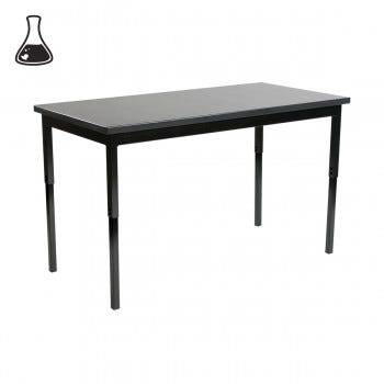 Adjustable Metal Base, Chemical Resistant Top (C2510CT)