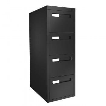 Metal Vertical File Cabinet (CIV15304DFB)