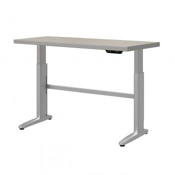 Rectangular Genesis Work Surface w/Adjustable Height