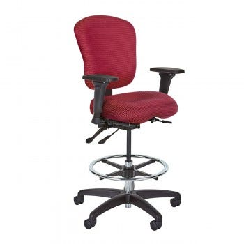 Ithaca Task Stool (ITH65-PVT)