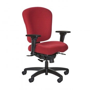 Ithaca Task Chair (ITH64-PVT)