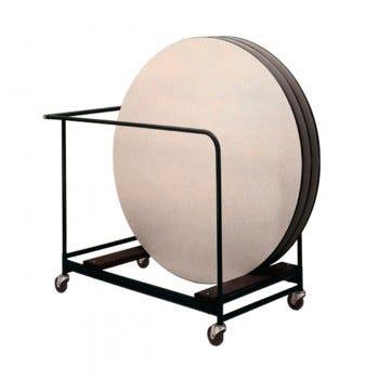 Round Folding Table Caddy (KTR9)