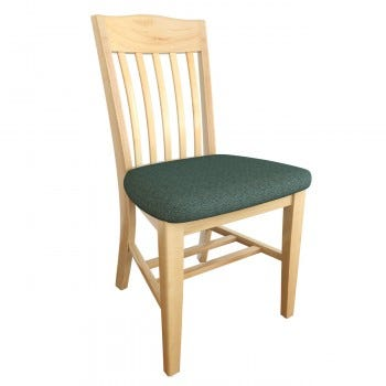 Upholstered Crown Top Chair (RS-CAMCU)