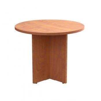 Versa Conference Table, Round, Cross Base (VETOX36)