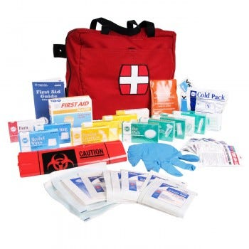 Grab & Go First Aid Kit (S-00-GG)