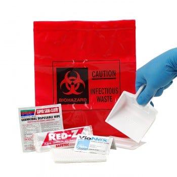 Emergency Clean-up Kit (S-EC-C)