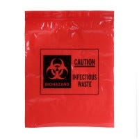 Biohazard Sample Bag (S-0014)