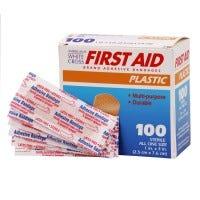 Plastic Adhesive Bandage (S-0059-A)