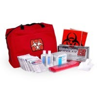 Grab & Go Biohazard Kit