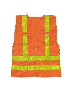 4 Pocket Safety Vest (Front)