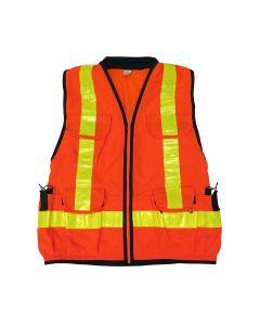 Deluxe Surveyor Vest (Front)