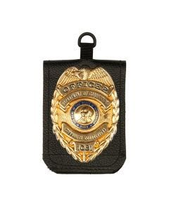 Badge & ID Holder (Badge Not Included)