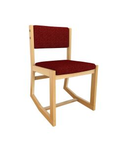 Upholstered Two-Position Chair (RS-DELS2U)